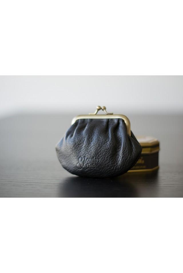 Porte-monnaie noir
